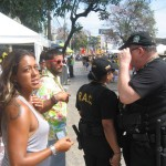 Parade crashers busted
